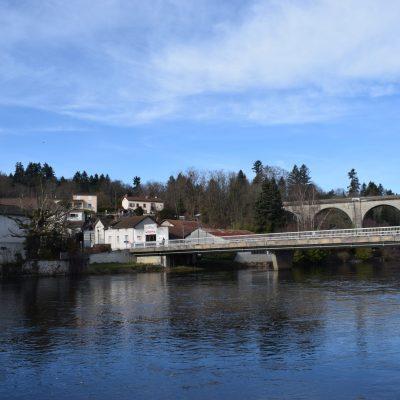 Pont sur le Taurion