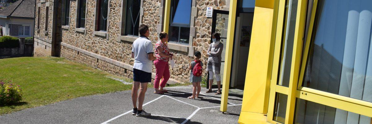 2020-05-29 Sortie Ecole Maternelle