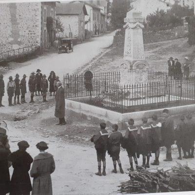 Photo 14 100 ans monument aux morts