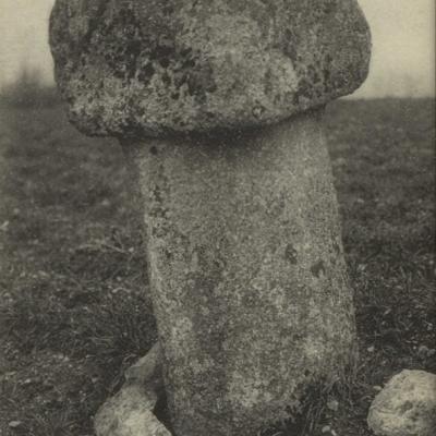 « document conservé aux Archives départementales de la Haute-Vienne, sous la cote 46 Fi 1053. »