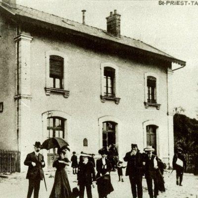 gare bourg